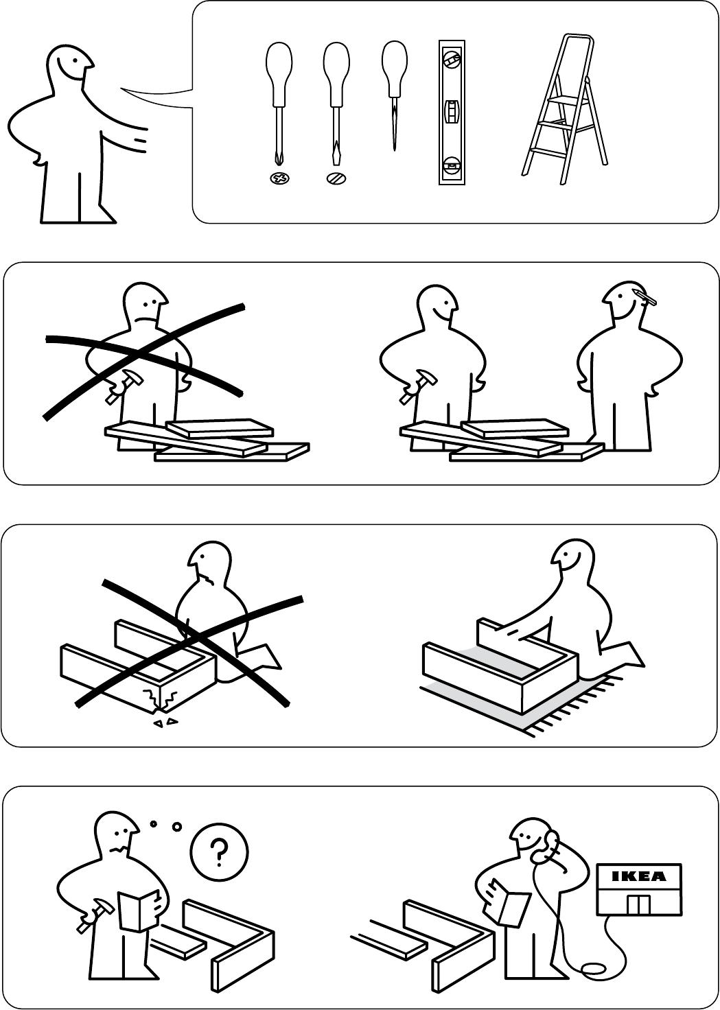 Handleiding Ikea Pax Hasvik 200 236 Pagina 2 Van 32 Dansk