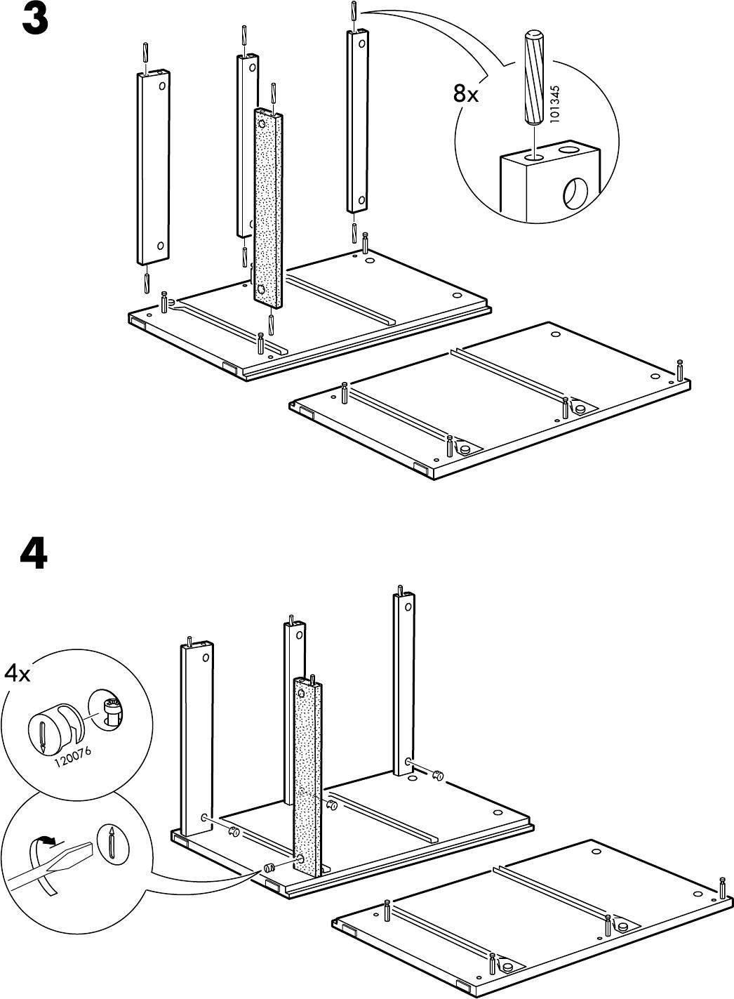 Ikea Malm Ladekast Handleiding.Handleiding Ikea Malm Ladekast 2 Lades Pagina 5 Van 16