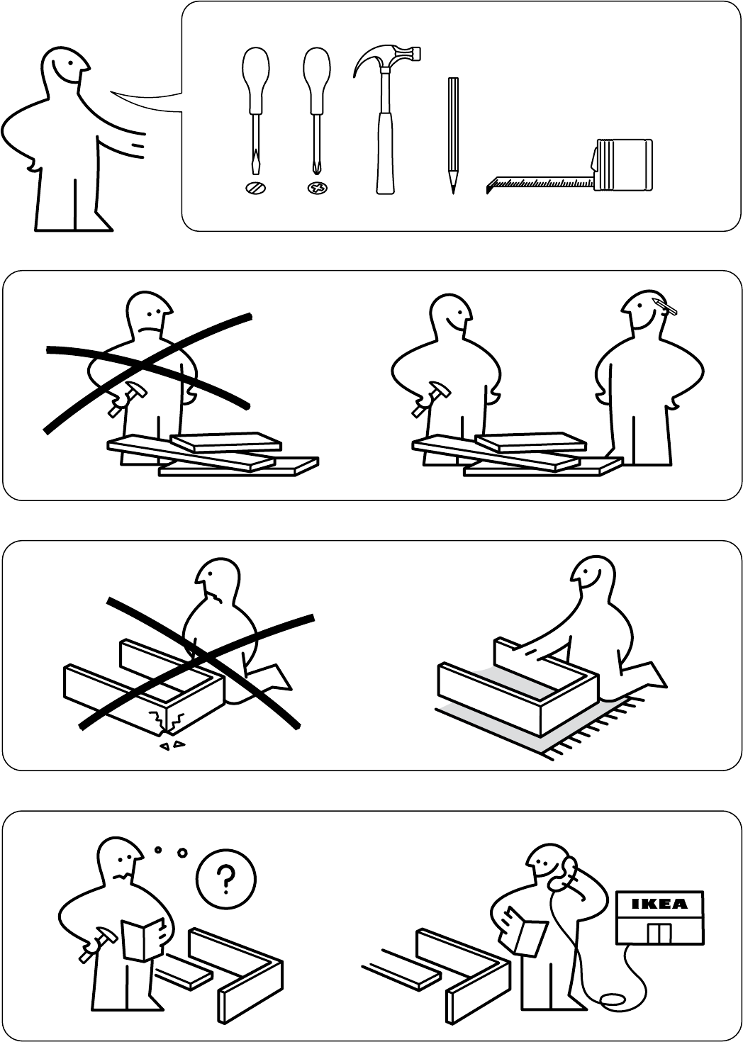 Hemnes Ladekast 3 Laden.Handleiding Ikea Hemnes Ladekast 3 Lades Pagina 2 Van 20