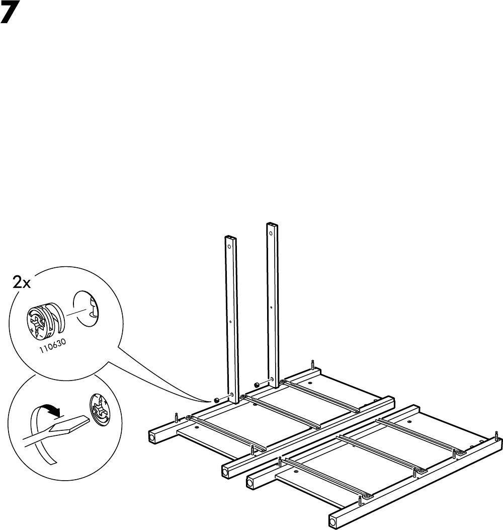 Hemnes Ladekast 8.Handleiding Ikea Hemnes Ladekast 8 Lades Pagina 8 Van 32 Dansk