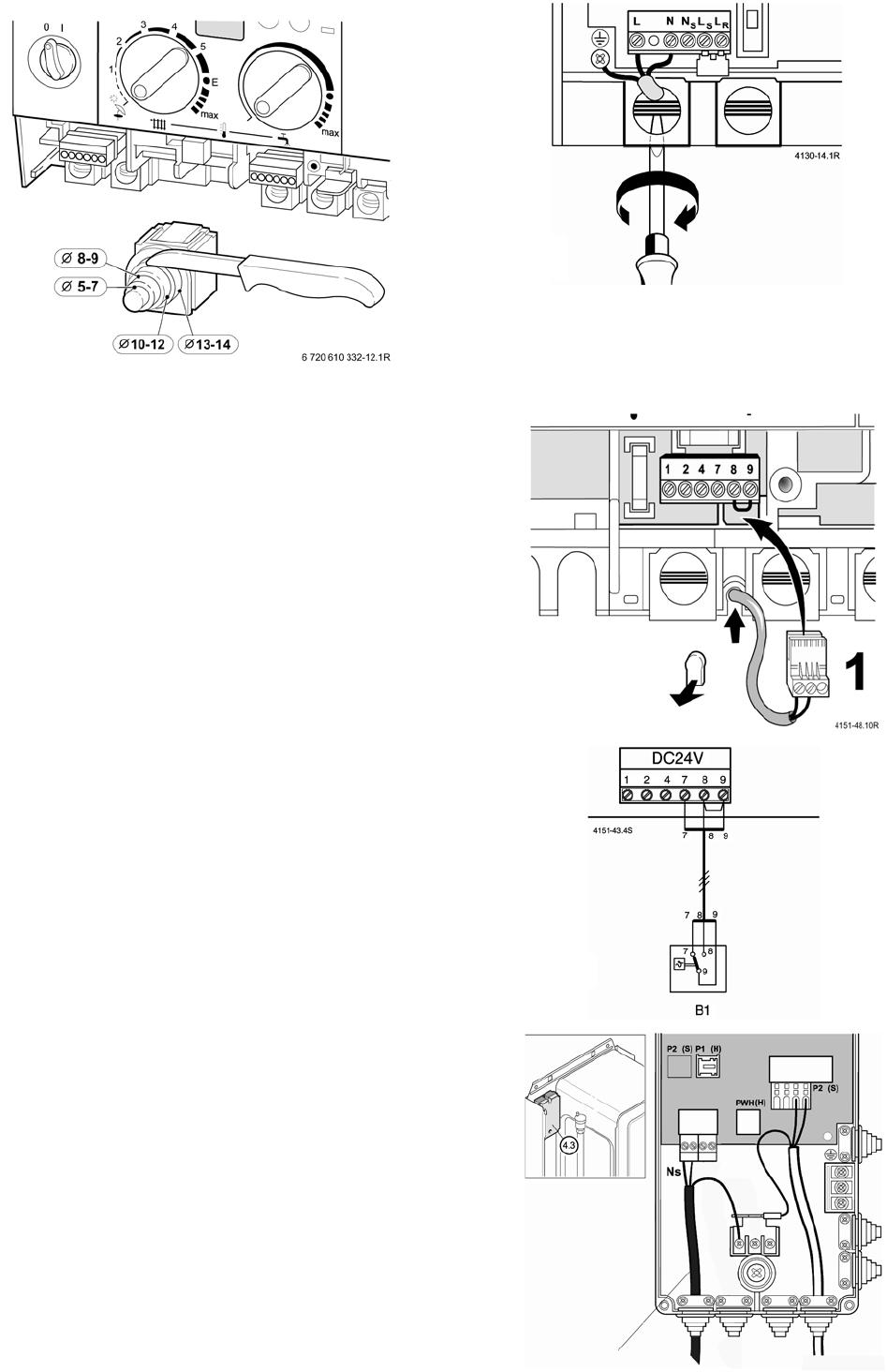 handleiding junkers top 35 cl pagina 17 van 52 nederlands. Black Bedroom Furniture Sets. Home Design Ideas