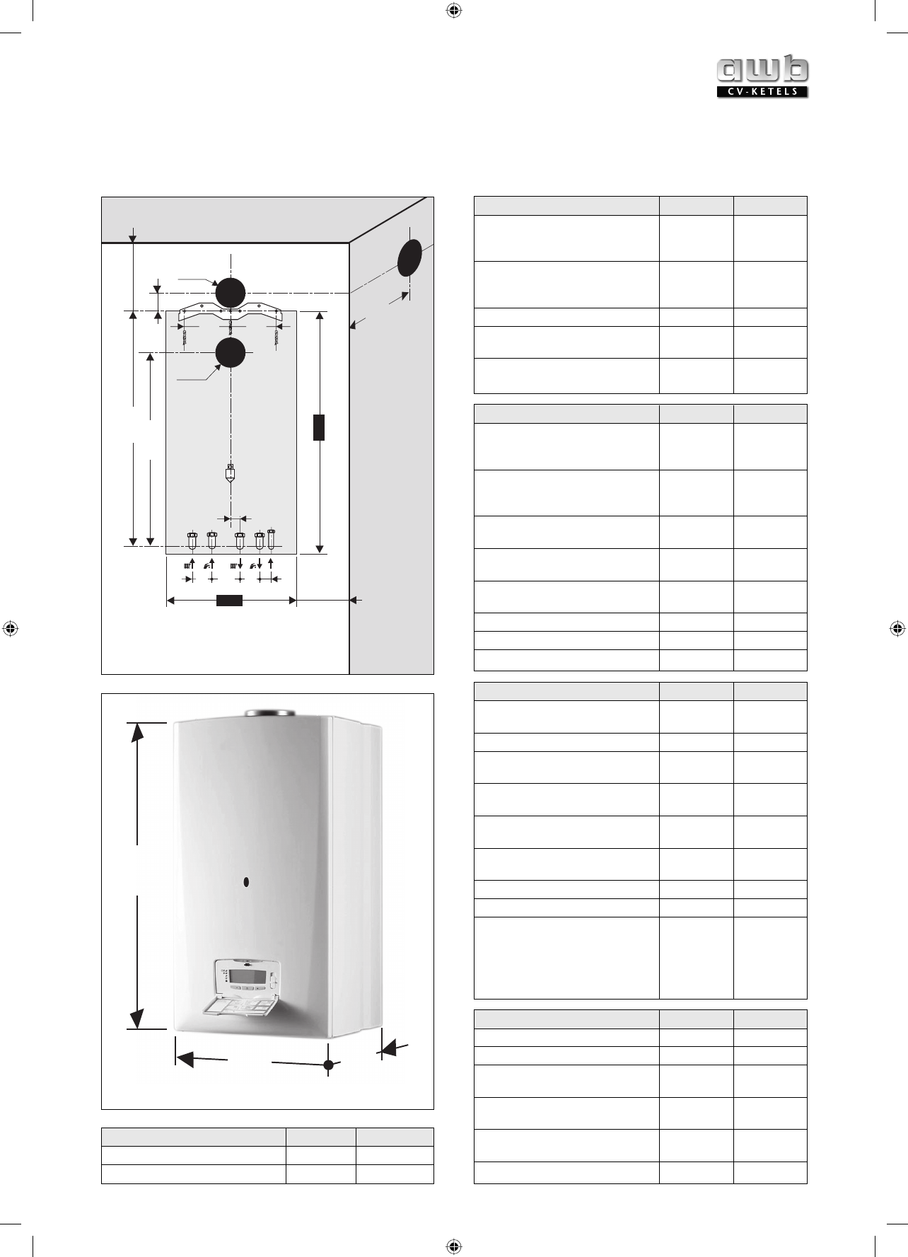 Super Handleiding AWB Thermomaster VR 24T (pagina 8 van 24) (Nederlands) XC-18