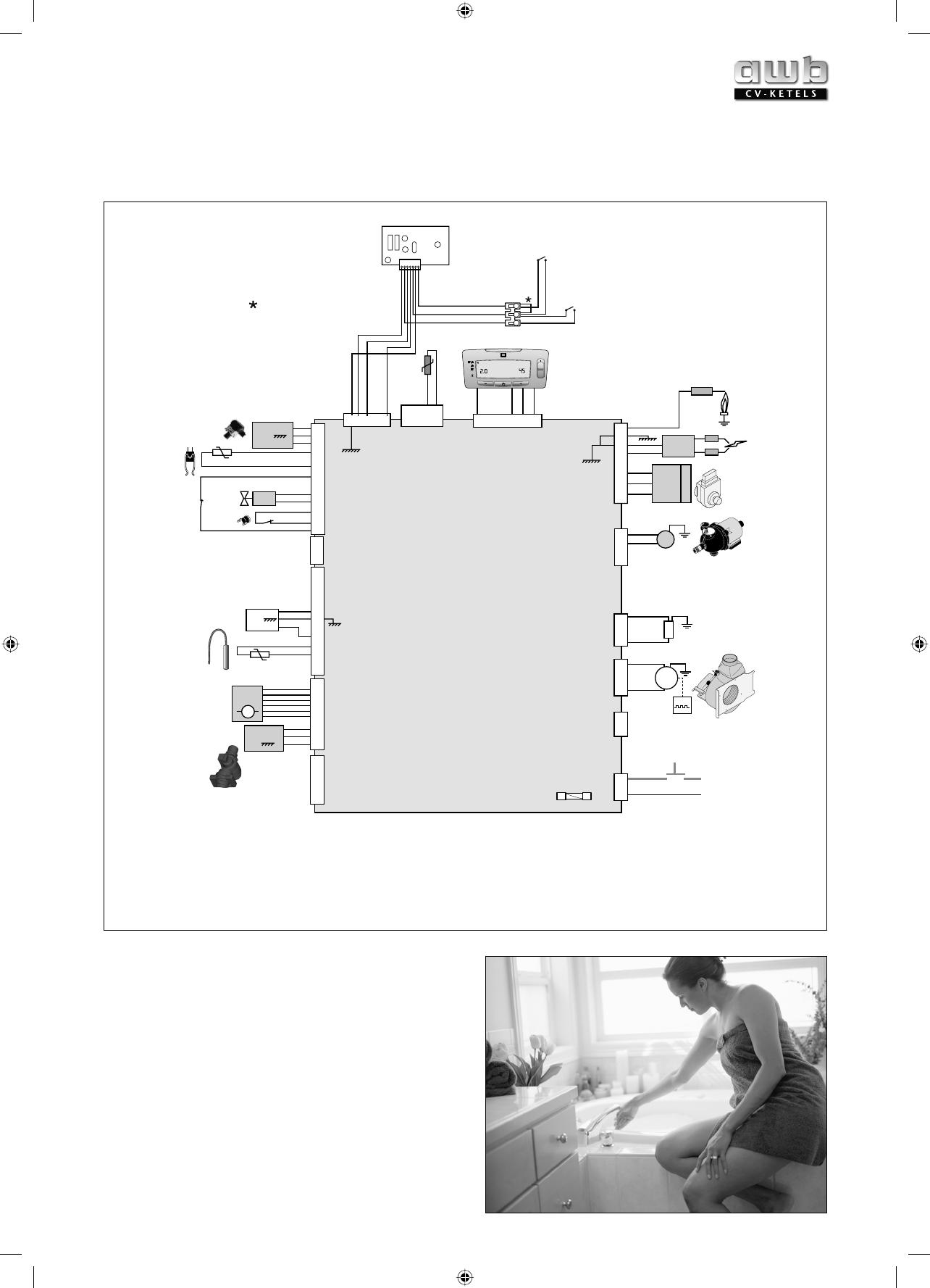 Ongekend Handleiding AWB Thermomaster VR 24 (pagina 1 van 24) (Nederlands) VT-83