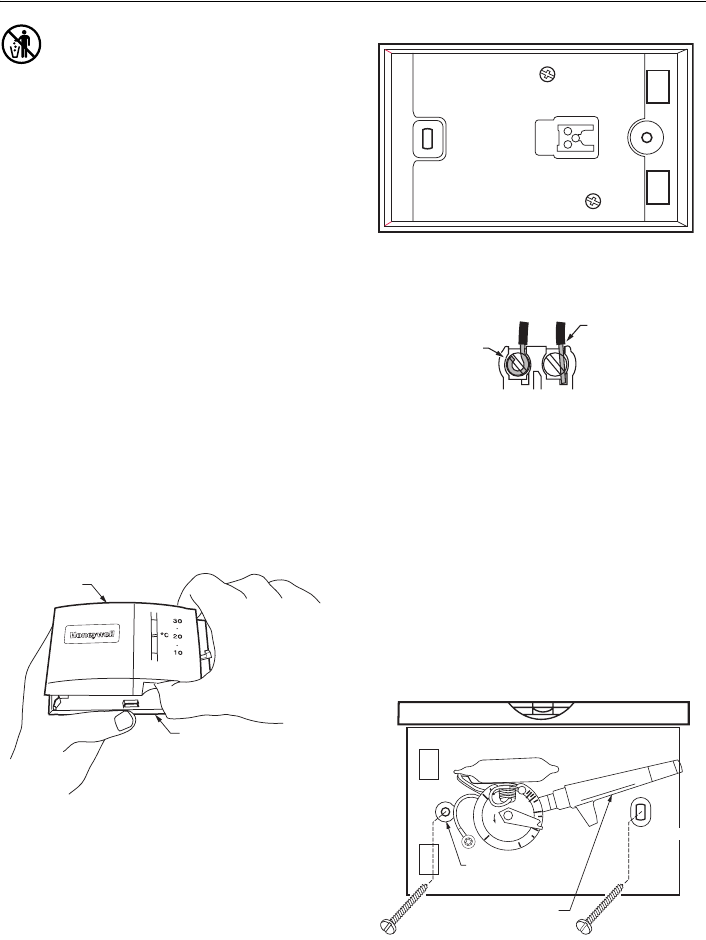 Handleiding Honeywell Ct54 Pagina 1 Van 8 English Franais