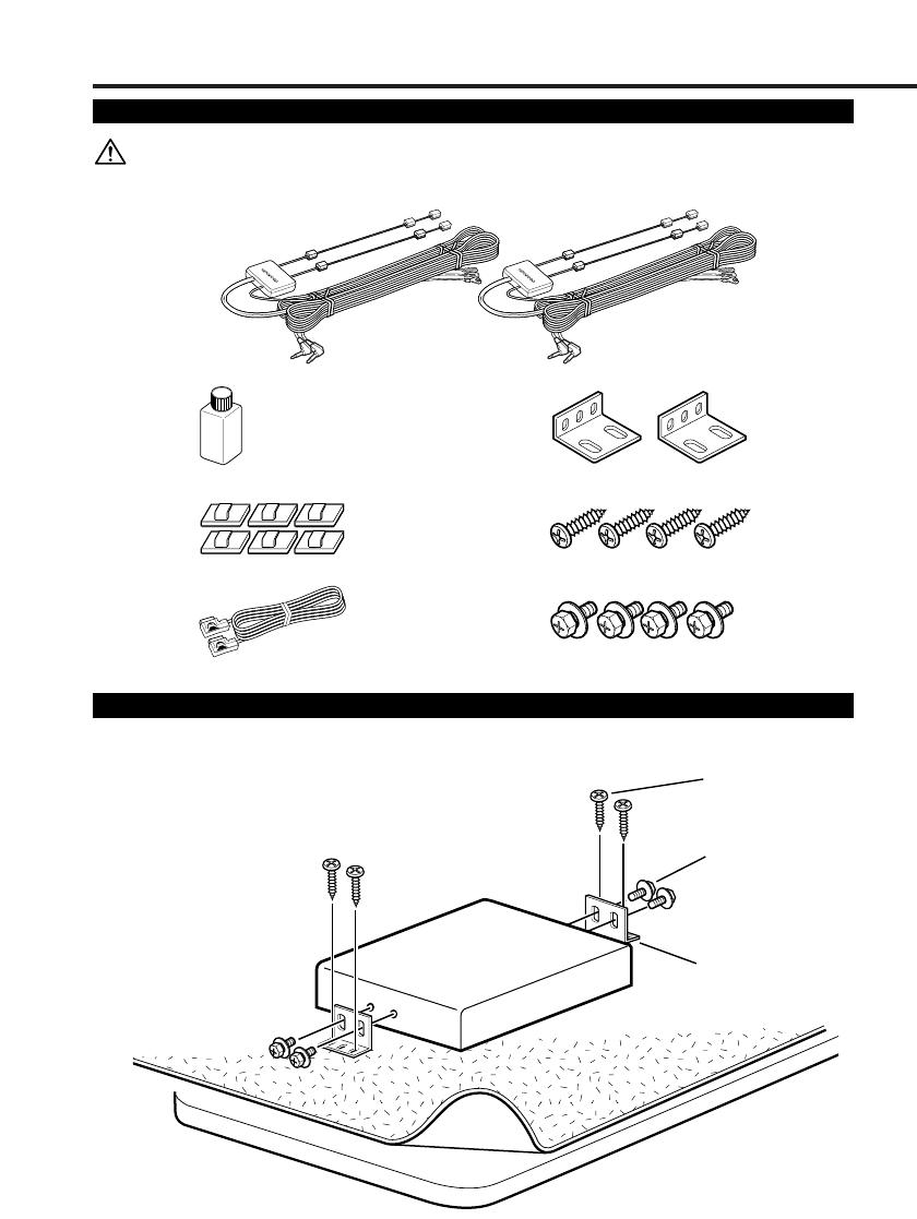 handleiding kenwood ktc v500e pagina 1 van 32 deutsch english Older Kenwood Amplifiers installation