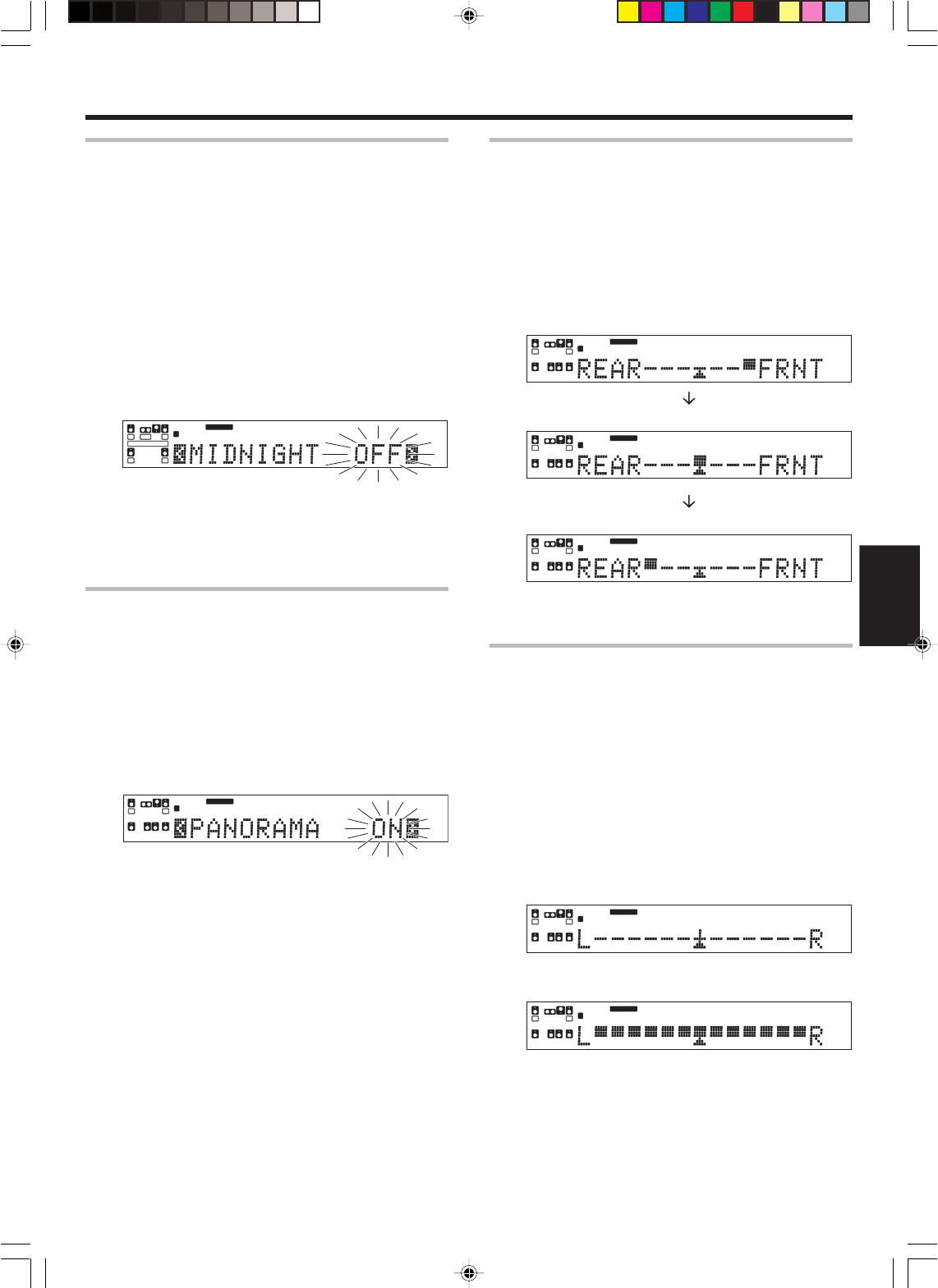 Handleiding Kenwood KRF-V7090D (pagina 33 van 40) (Deutsch)