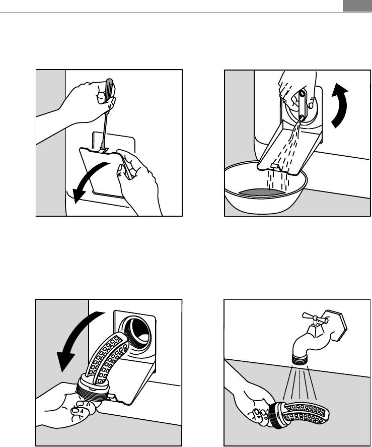 aeg lavamat filter reinigen huishoudelijke apparaten. Black Bedroom Furniture Sets. Home Design Ideas