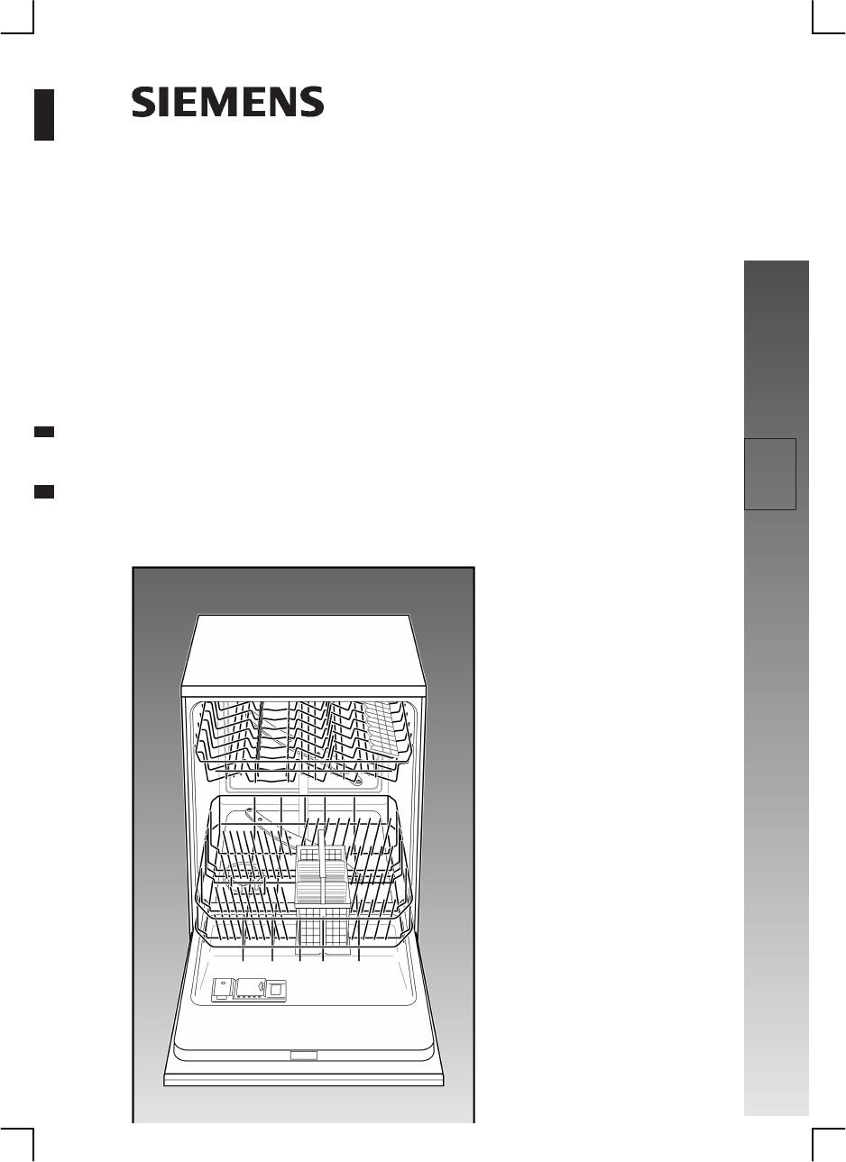 handleiding siemens se64a560 pagina 1 van 28 nederlands. Black Bedroom Furniture Sets. Home Design Ideas