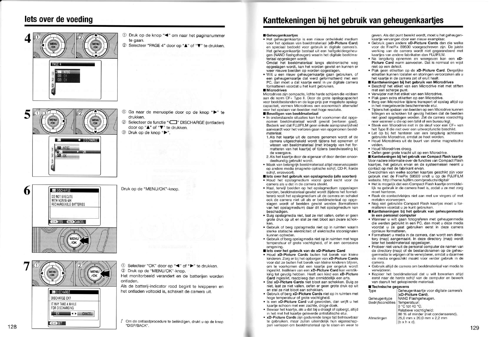 Handleiding Fujifilm Finepix S9600  Pagina 64 Van 68   Nederlands