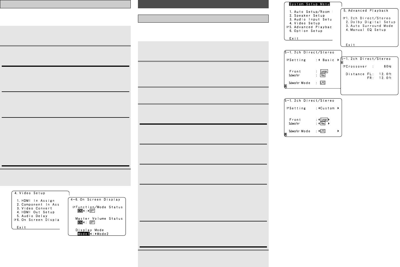 Handleiding Denon AVR-2807 (pagina 56 van 88) (English)