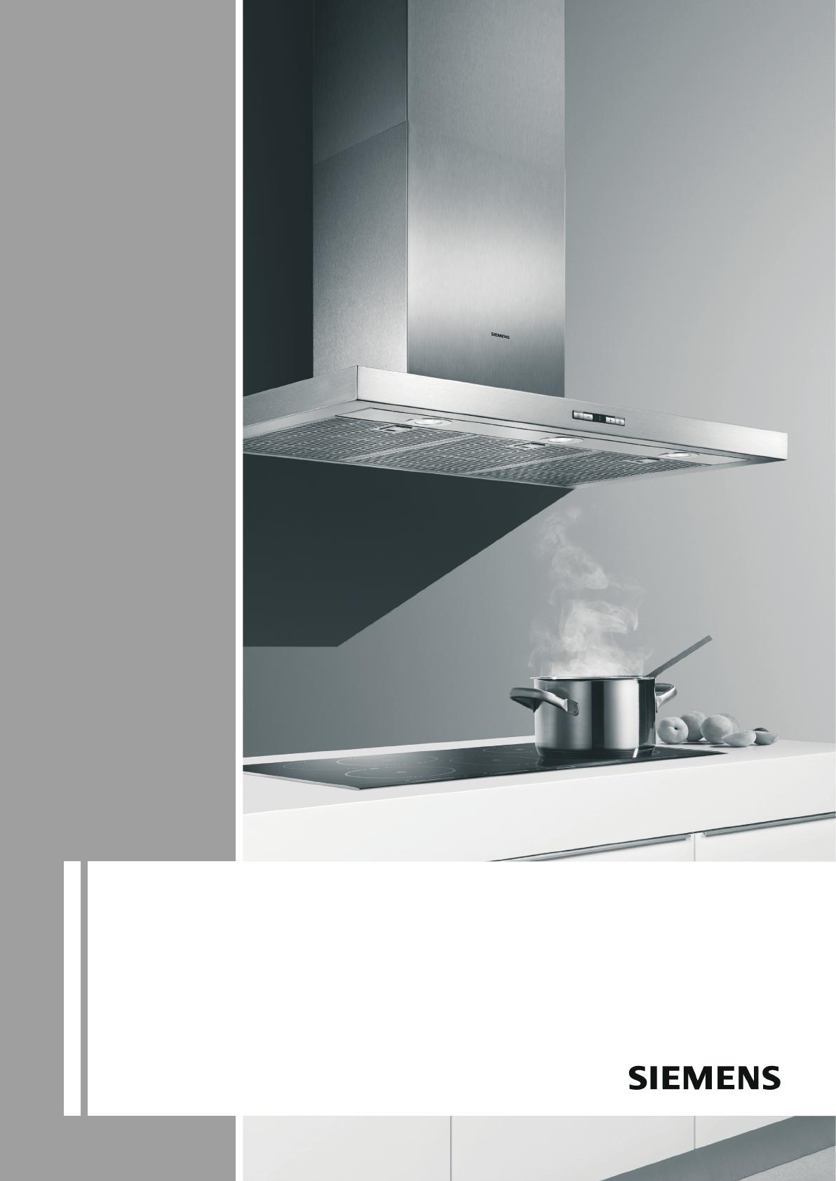 handleiding siemens lc97wa532 pagina 1 van 16 nederlands. Black Bedroom Furniture Sets. Home Design Ideas