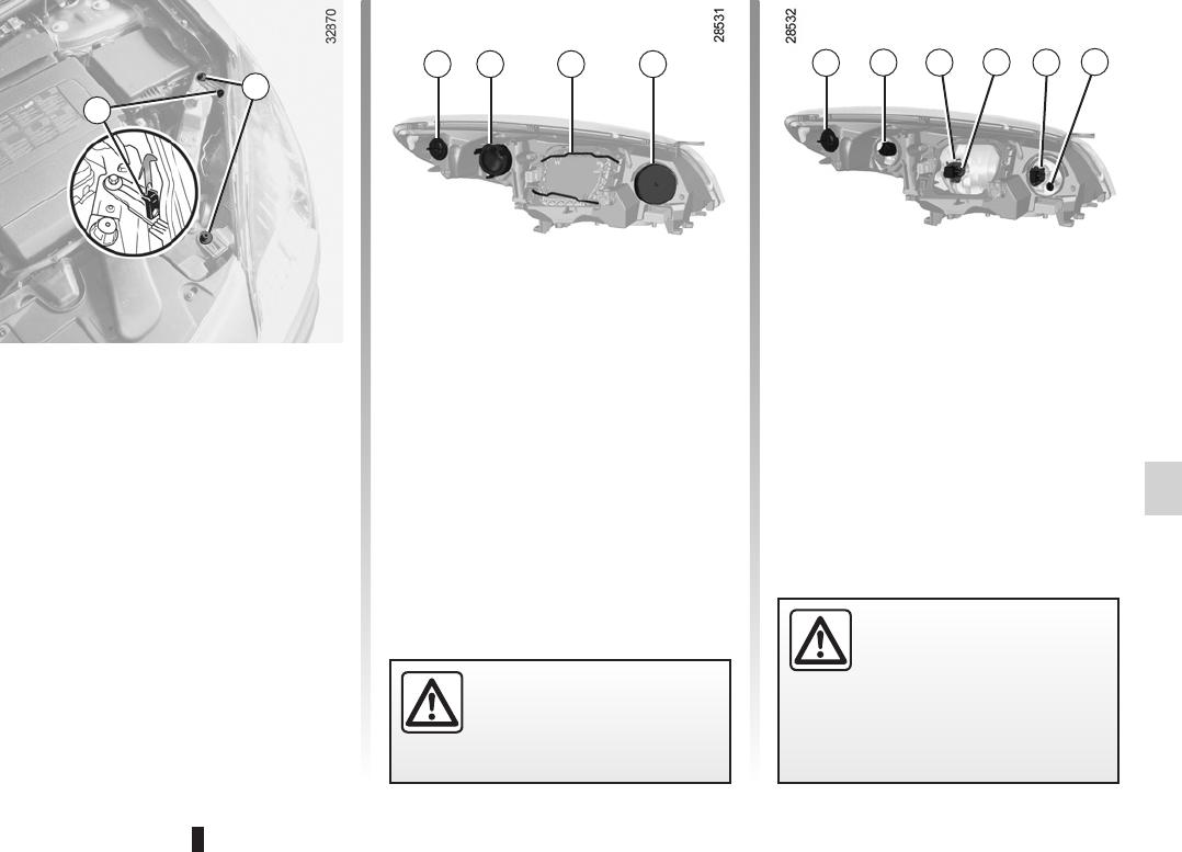 Verbazingwekkend Handleiding Renault Megane III Ph II (pagina 205 van 264) (Nederlands) CH-02
