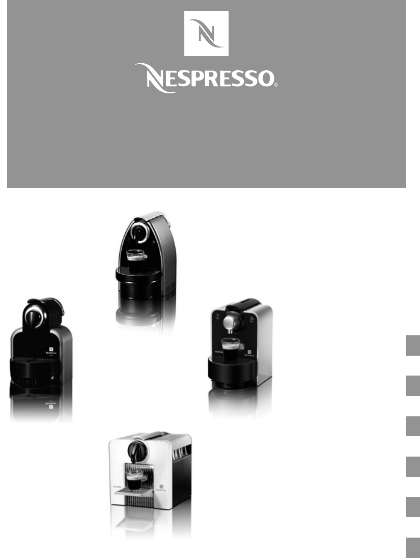 nespresso krups descaling instructions