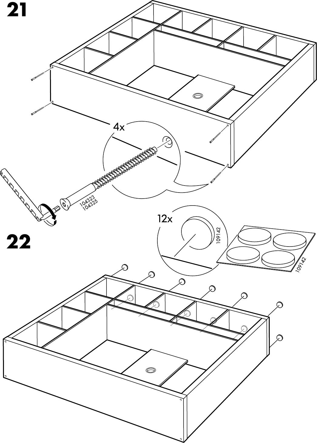 Expedit Tv Kast.Handleiding Ikea Expedit Tv Kast Pagina 21 Van 32 Alle Talen