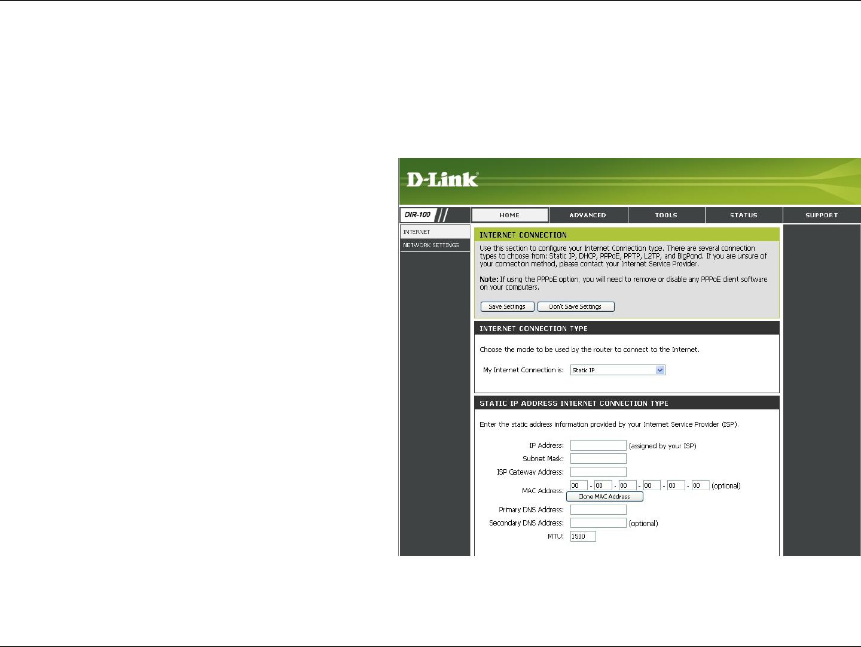 18D-Link DIR-100 User Manual