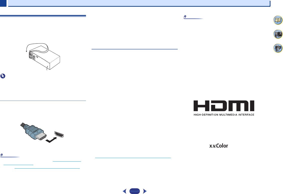 Handleiding Pioneer VSX-S510 (pagina 12 van 66) (Deutsch)