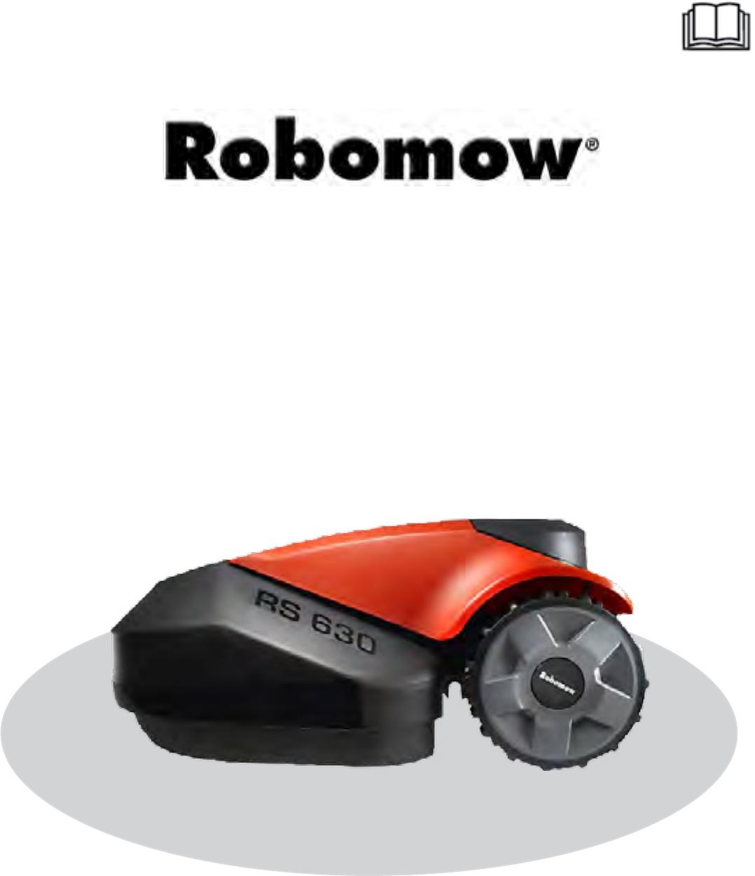 handleiding robomow ms1800 pagina 1 van 54 deutsch. Black Bedroom Furniture Sets. Home Design Ideas