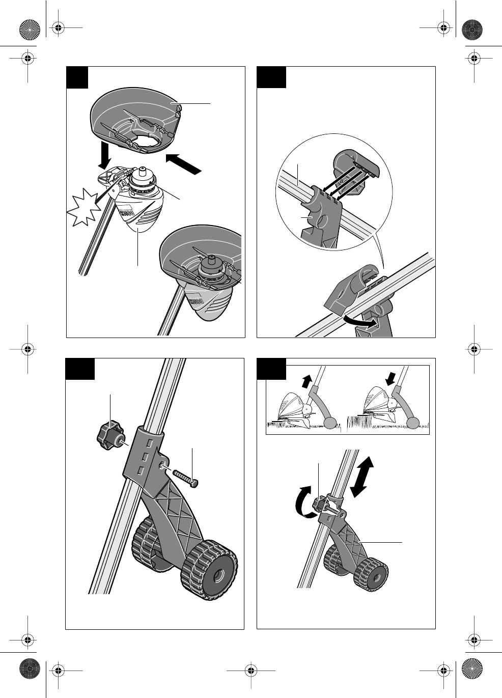 Iets Nieuws Handleiding Bosch ART 23 COMBITRIM (pagina 54 van 194) (Dansk HD28