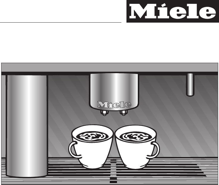 handleiding miele cva 5060 pagina 1 van 60 nederlands. Black Bedroom Furniture Sets. Home Design Ideas