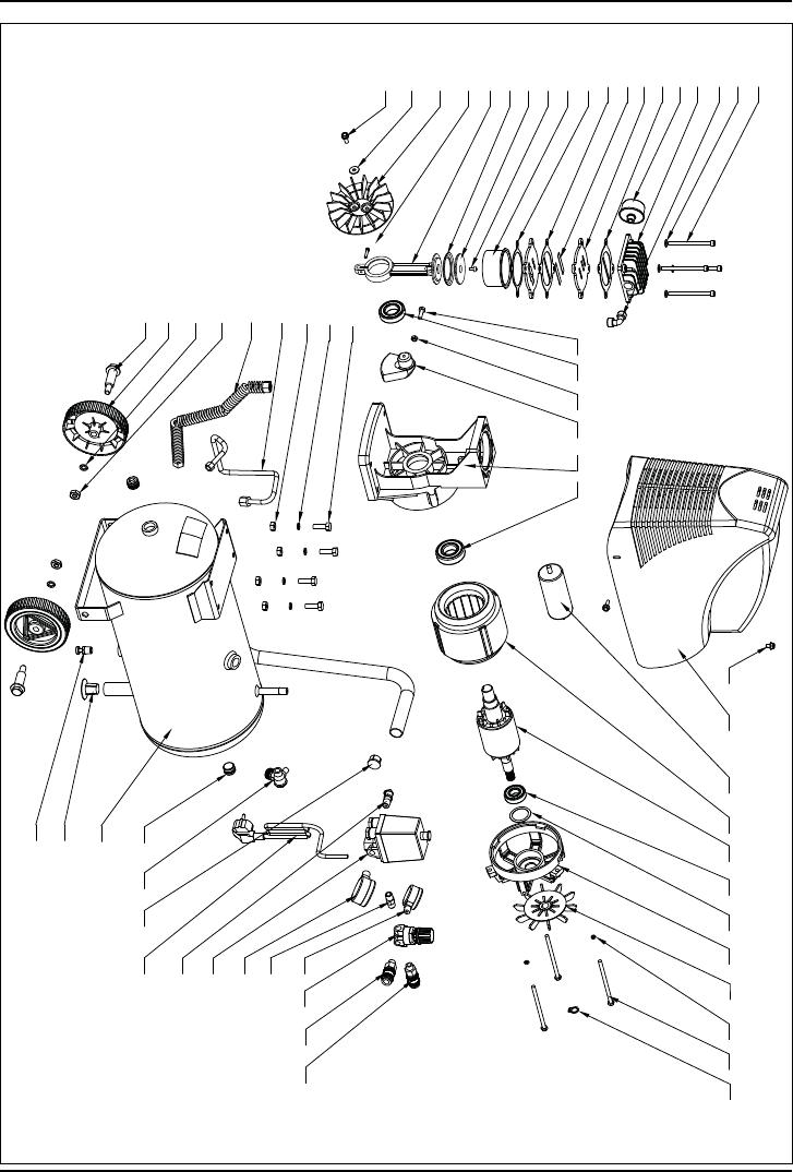 Goede Handleiding Ferm CRM1037 - Compressor 2hp - 1500W - 24L (pagina 37 AZ-71