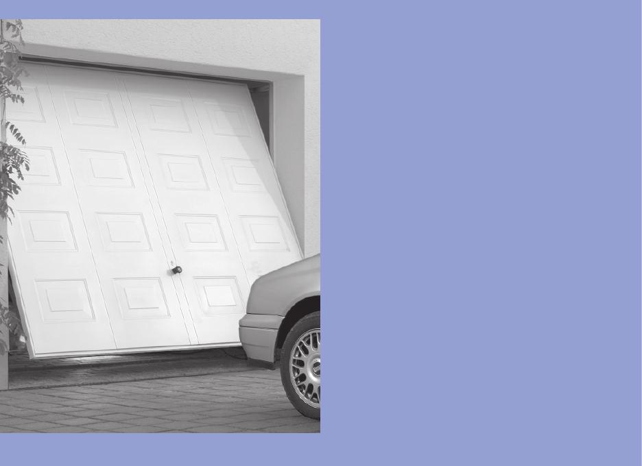 Slot Garage Kanteldeur : Handleiding hormann garage kanteldeur pagina van deutsch