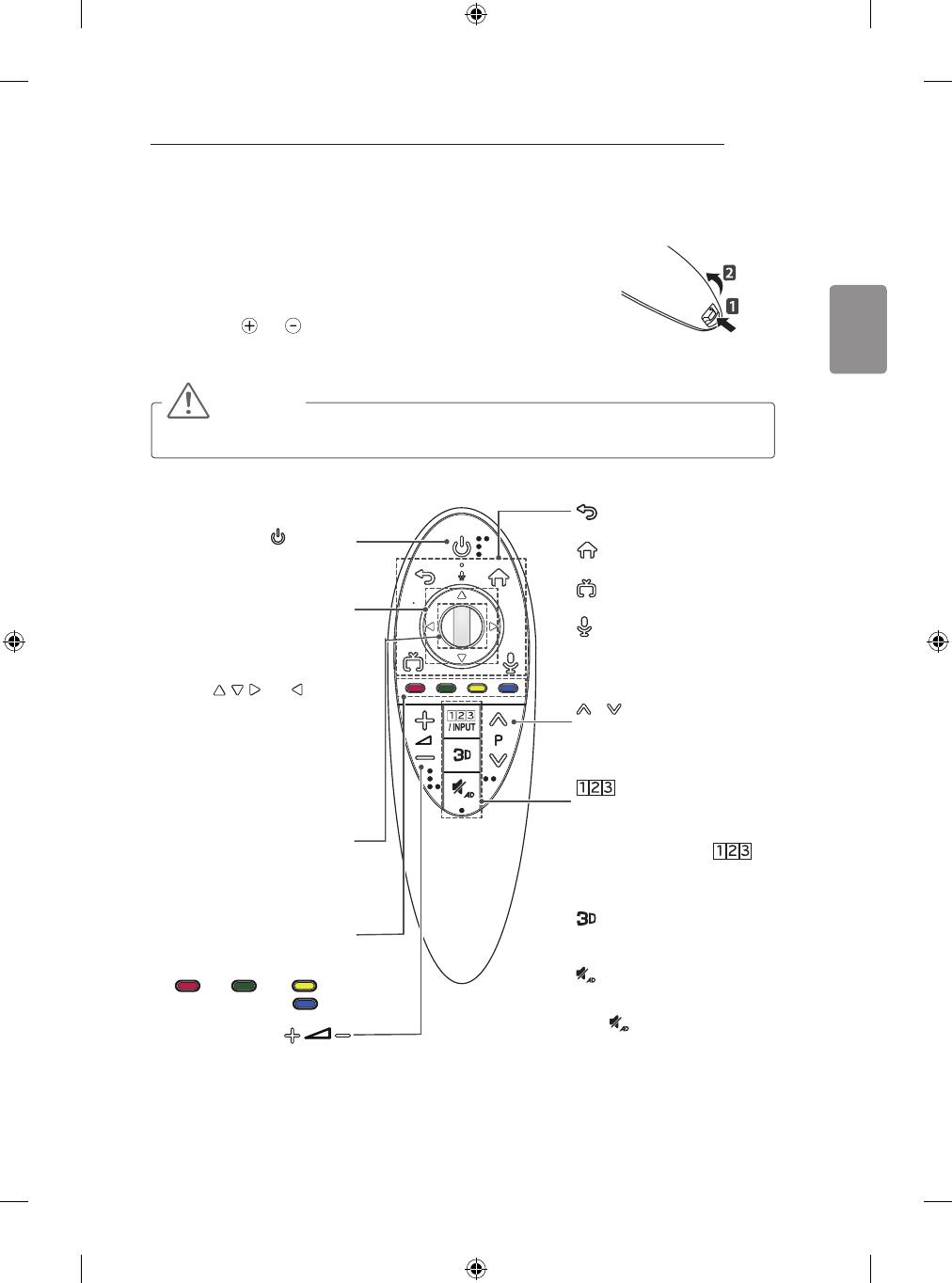 Handleiding LG 47LB731V (pagina 104 van 356) (Deutsch, English ...