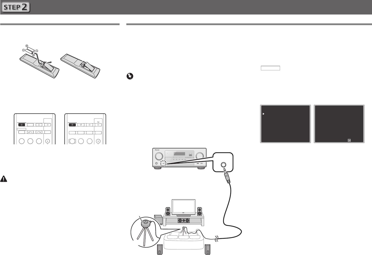 Handleiding Pioneer VSX-329 (pagina 3 van 48) (Deutsch ... on