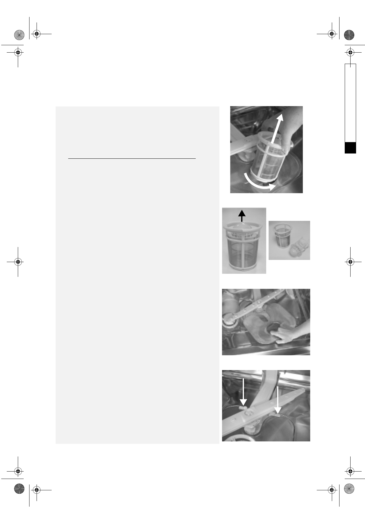 Home Water Filter >> Handleiding Whirlpool adg 9340 1 (pagina 8 van 8) (Nederlands)