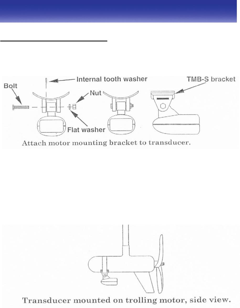 trollen motor aansluiting
