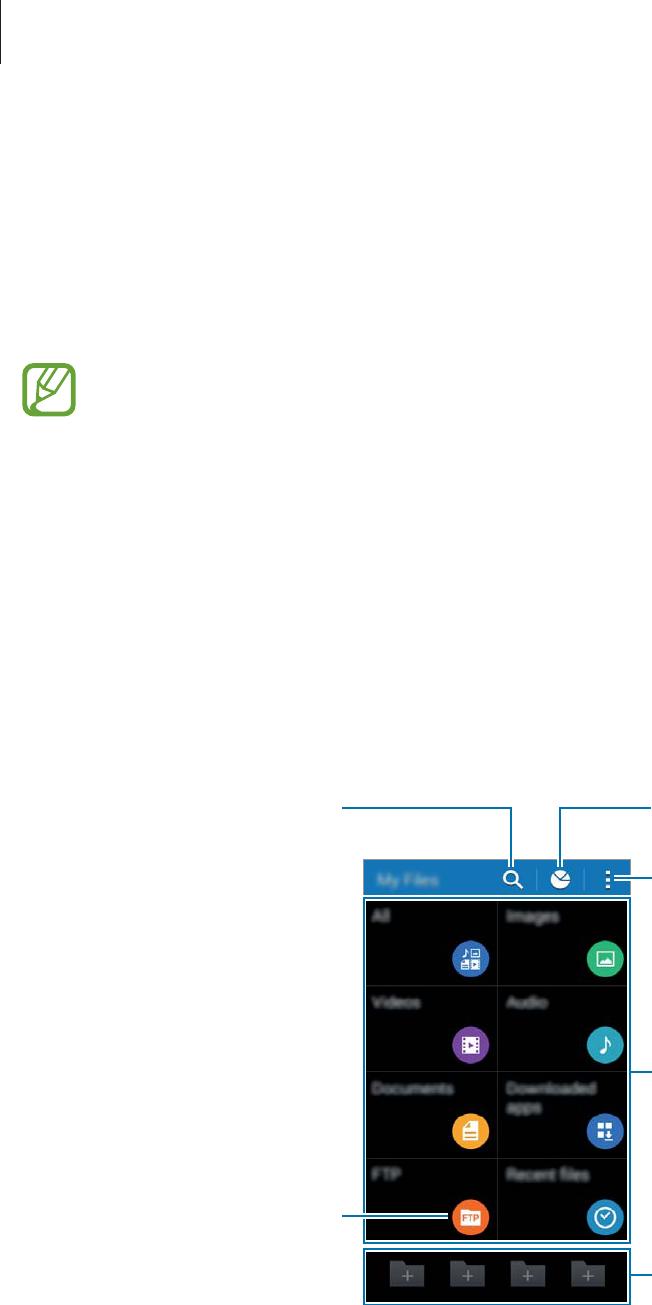 Handleiding Samsung Galaxy Ace Nxt Sm G313 Pagina 32 Van 126 V Dual Sim English