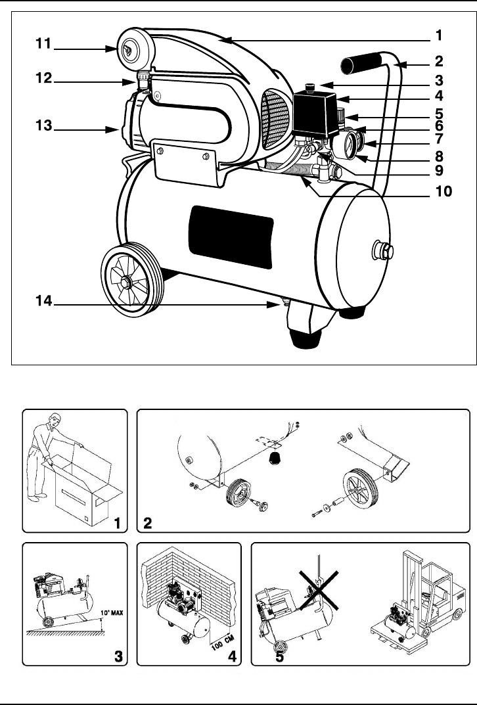 Hedendaags Handleiding Topcraft TCO-2024N (pagina 13 van 20) (Nederlands) YP-36