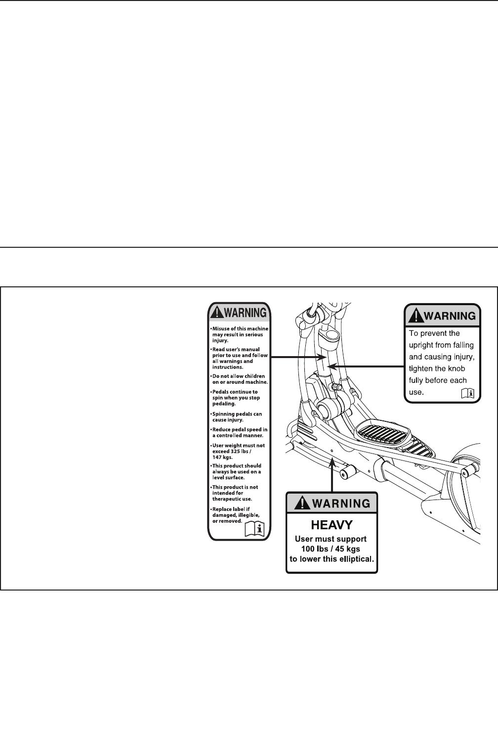 Handleiding Pro Form Smart Strider 935 Pfel19914 Pagina 1 Van 36 Proform Treadmill Wiring Diagram 2