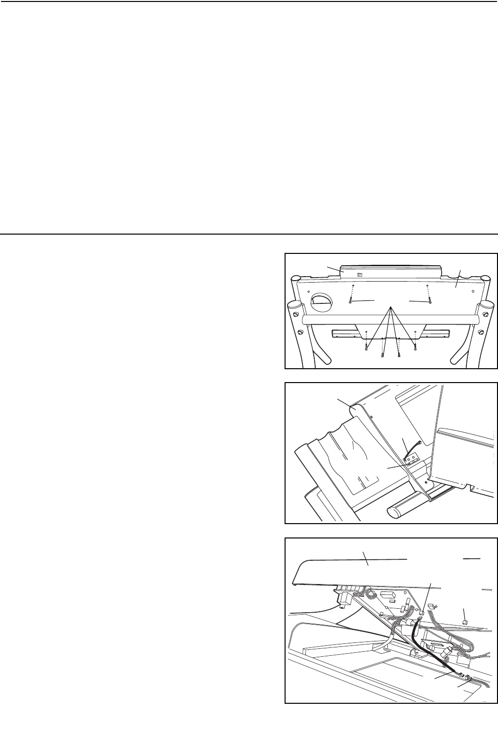 Handleiding Pro Form Pfmc8982 Pagina 1 Van 12 English Proform Treadmill Wiring Diagram 2