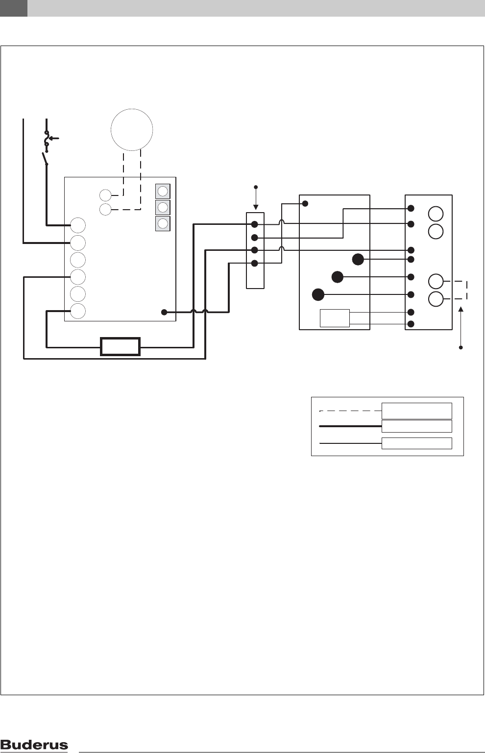 Fine Handleiding Buderus Logano G115 Ws Pagina 52 Van 60 English Wiring Cloud Brecesaoduqqnet