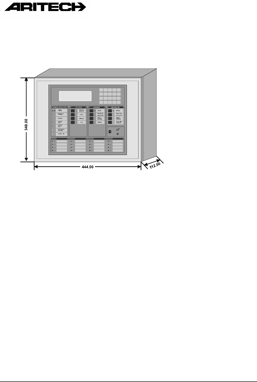 handleiding aritech fp1200 pagina 3 van 21 english rh gebruikershandleiding com aritech fp 1200 manual aritech fp 1200 manual