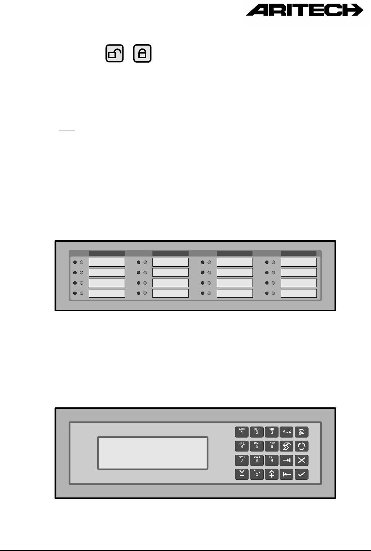 handleiding aritech fp1200 pagina 13 van 21 english rh gebruikershandleiding com aritech fp1200 installation manual aritech fp1200 installation manual