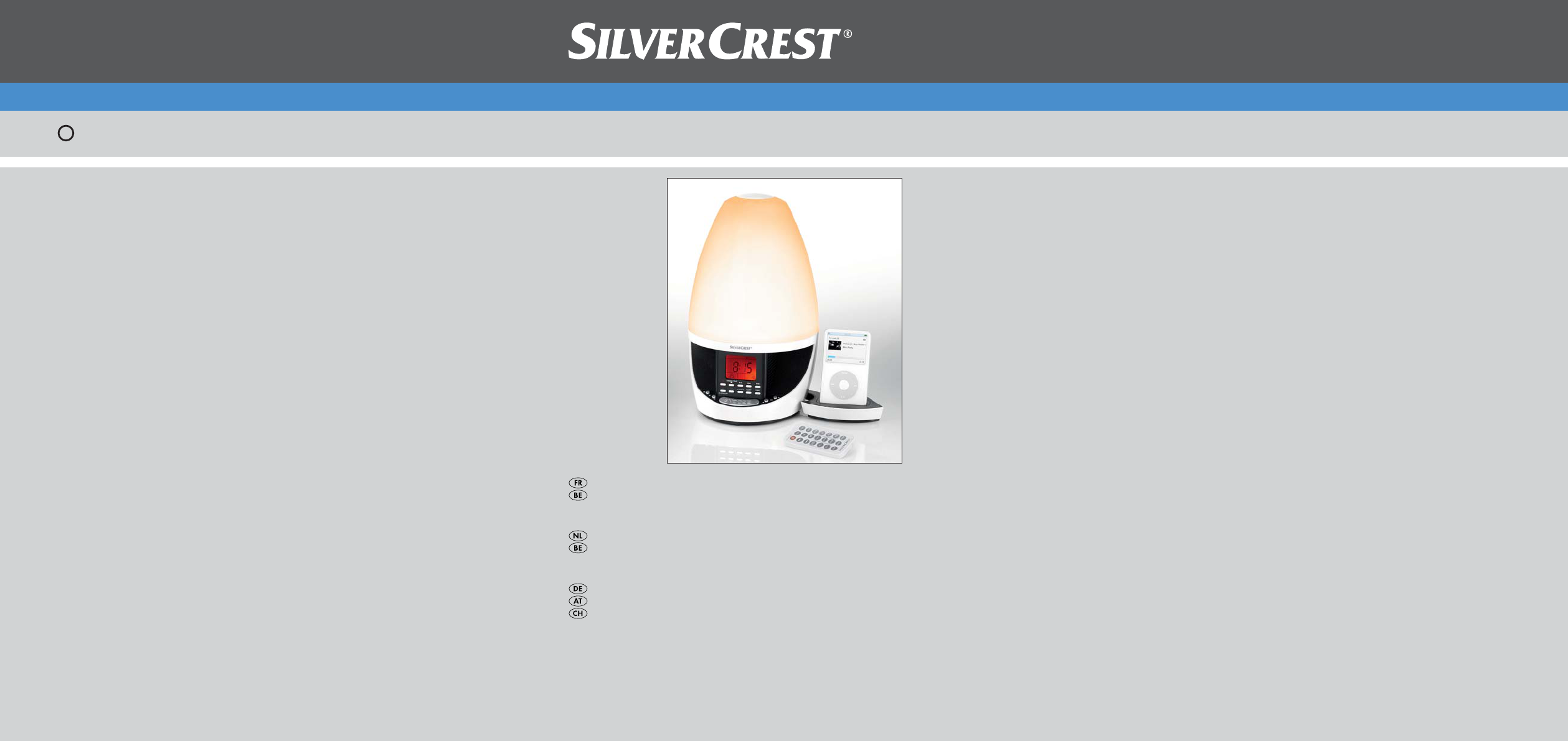 Handleiding Silvercrest Kh 2600 Pagina 1 Van 92 Fran 231 Ais