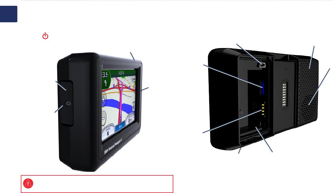 handleiding garmin bmw motorrad navigator iv pagina 5 van. Black Bedroom Furniture Sets. Home Design Ideas
