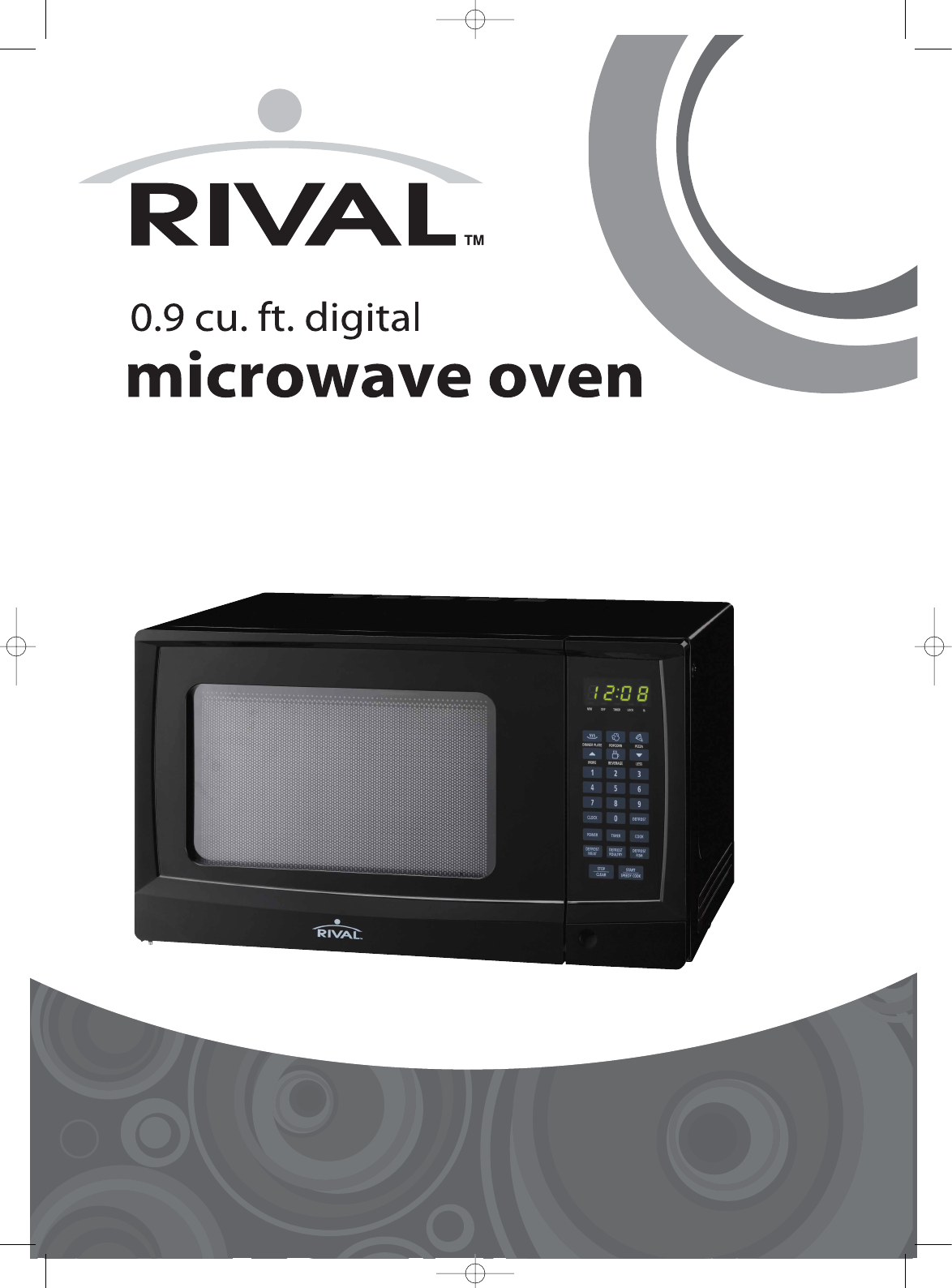 1F64 Wiring Diagram For Rival Microwave | Wiring LibraryWiring Library