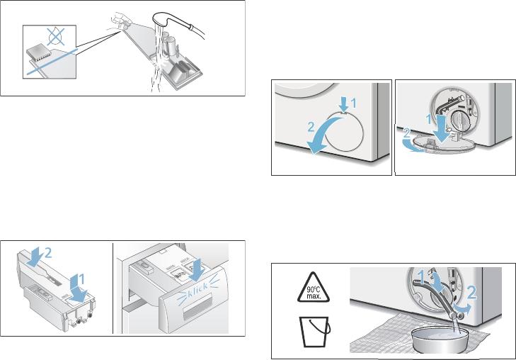 Beroemd Handleiding Siemens WM16W672NL - iQ700 (pagina 36 van 52) (Nederlands) YA97