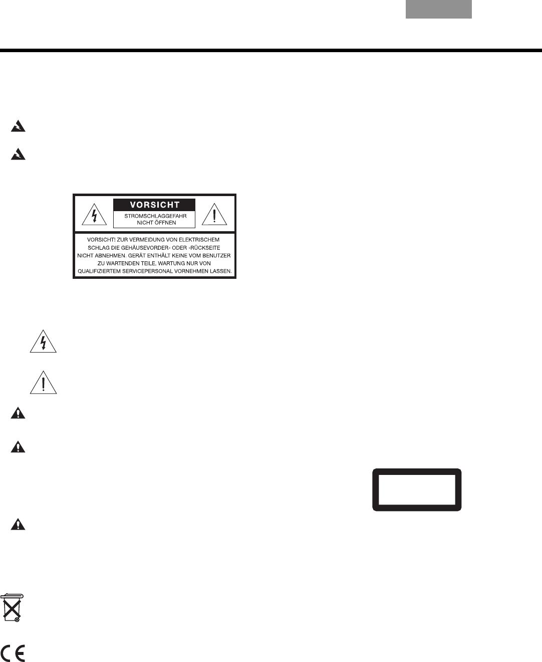 Handleiding Bose 321 GSX serie 2 (pagina 13 van 84) (Deutsch)