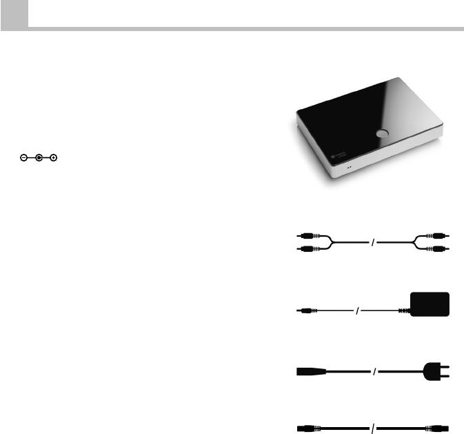 Handleiding Teufel Raumfeld Connector 2 Pagina 5 Van 24