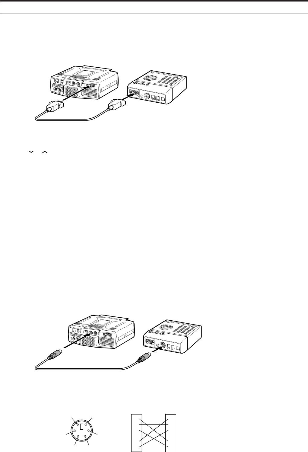 handleiding kenwood ts 480sat pagina 87 van 104 english Kenwood KT 615 Tuner 79
