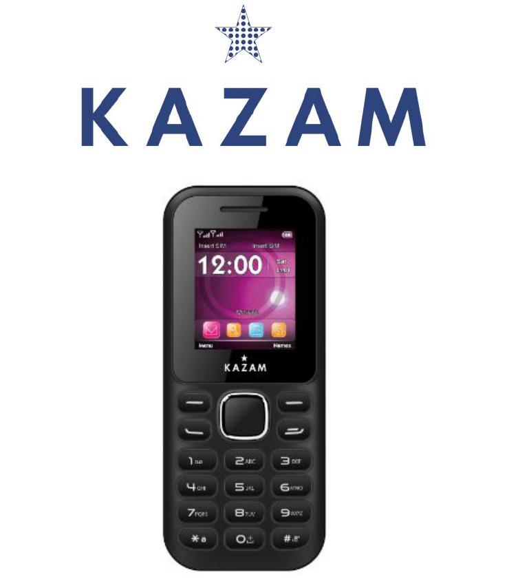 Kazam life b2 mode emploi