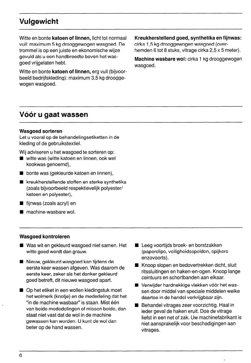 Handleiding Zanker Top 5001e Intimat Pagina 6 Van 18 Nederlands