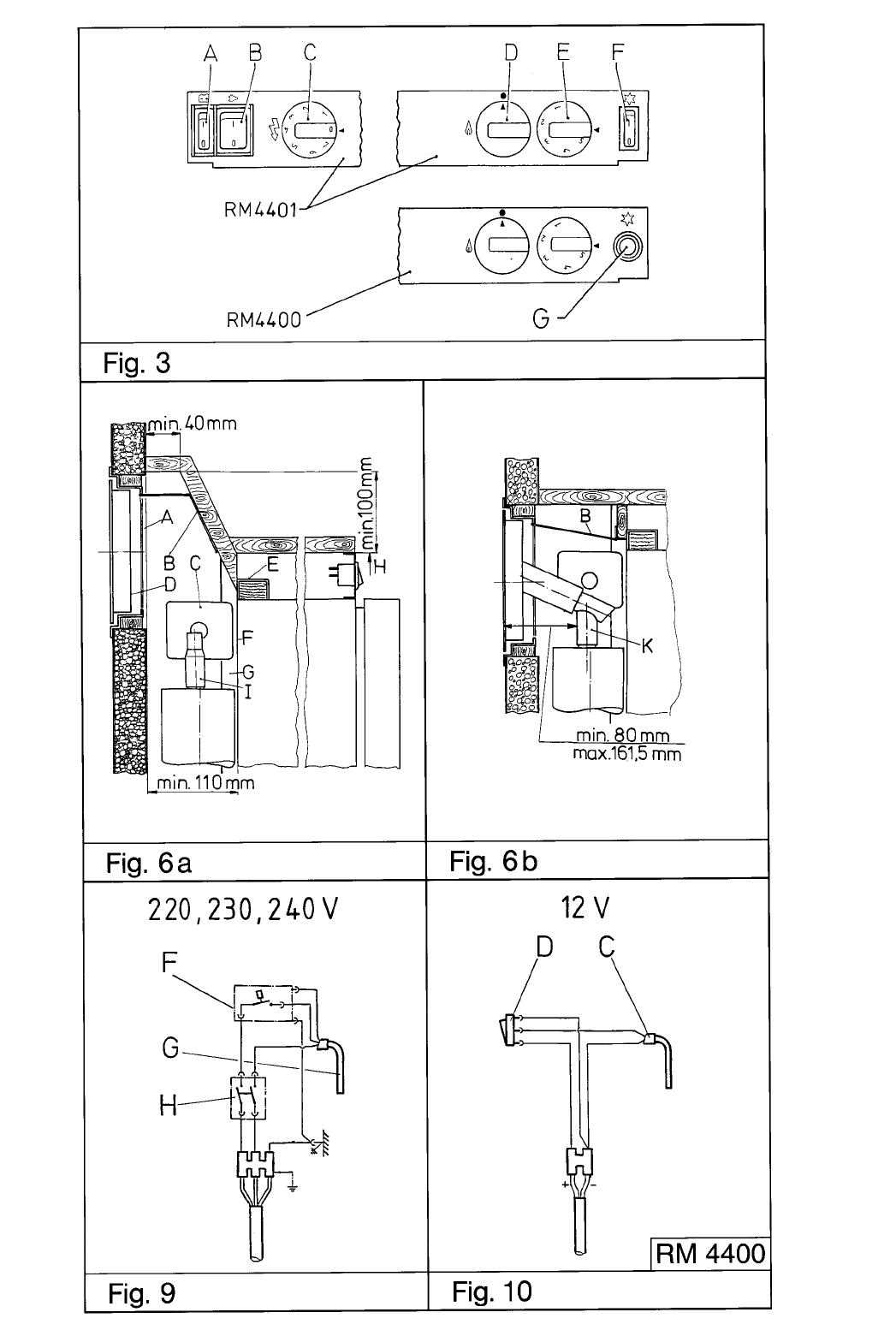 Dometic Rmd 8555 Service Manual