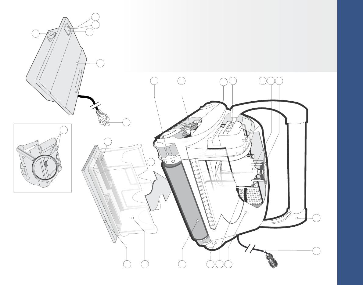 Handleiding Astralpool Rpx Robotic Pool Cleaner Pagina 11 Van 19 Wiring Diagrams English