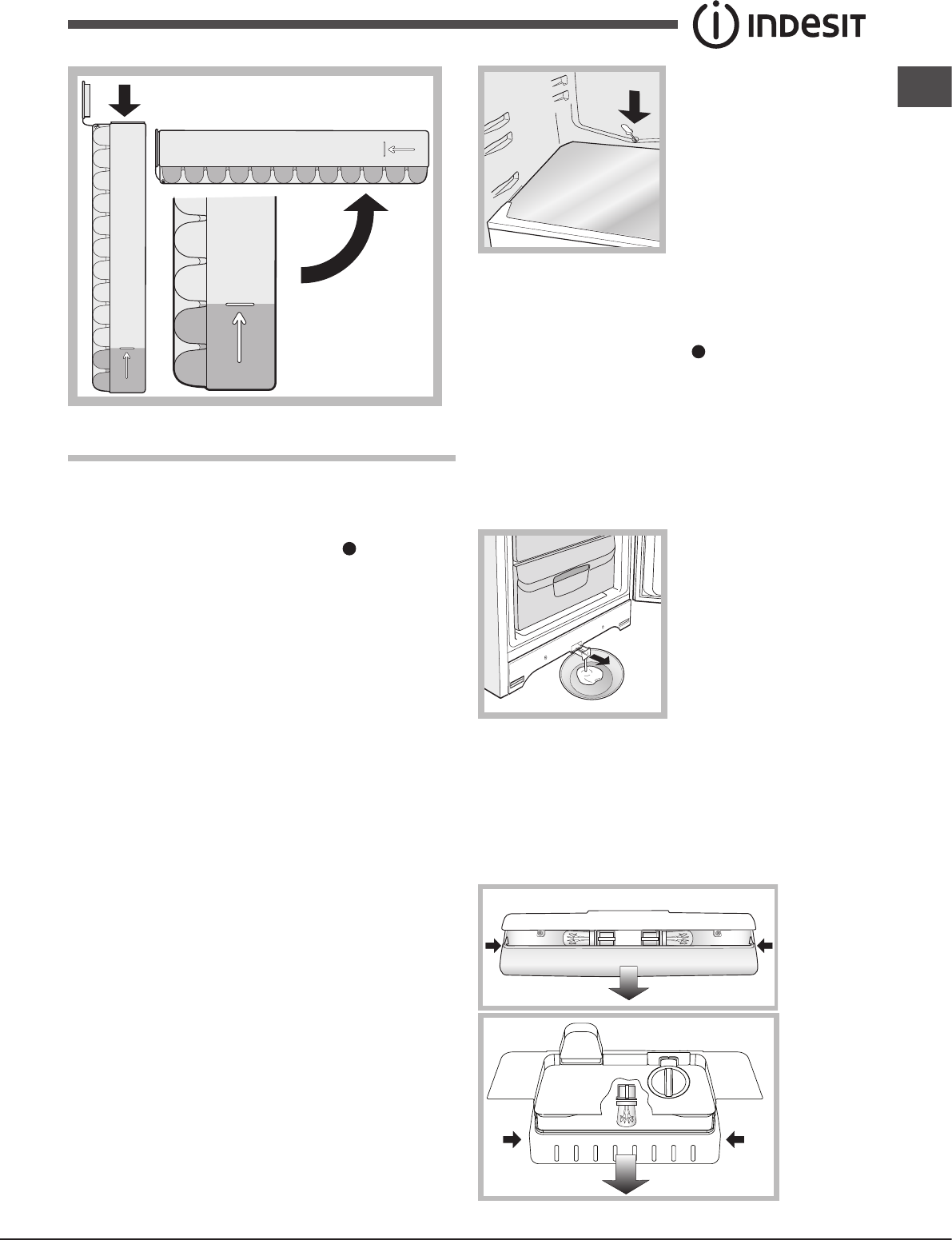 Handleiding Indesit BIAA 12P SI (pagina 18 van 68) (Deutsch, English ...