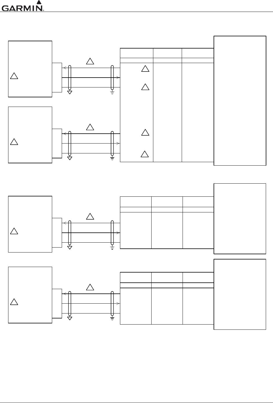 Handleiding Garmin Gtn 650 Pagina 326 Van 412 English 232 Wiring Diagram 6xx 7xx Aml Stc Installation Manual 190 01007 A3
