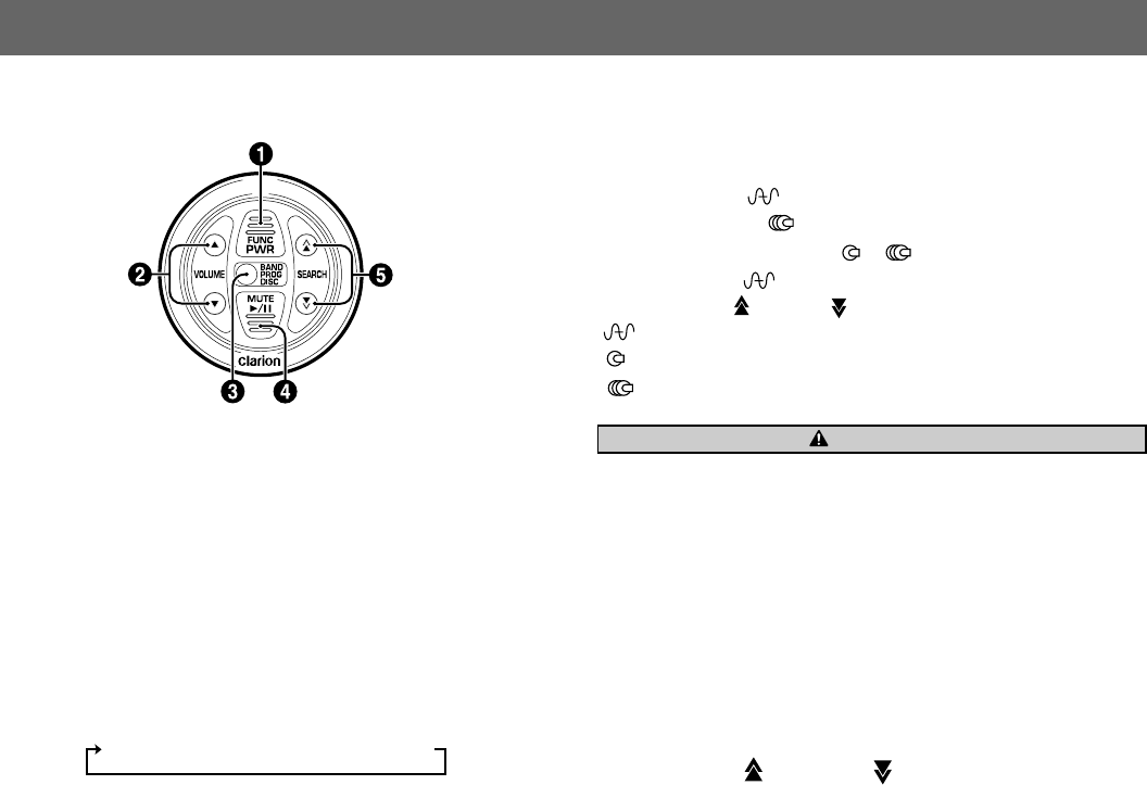handleiding clarion xmd2 (pagina 4 van 16) (english) roadstar wiring diagram clarion xmd2 wiring diagram #15